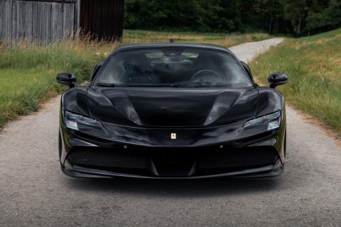 Ferrari SF90 Stradale Novitec