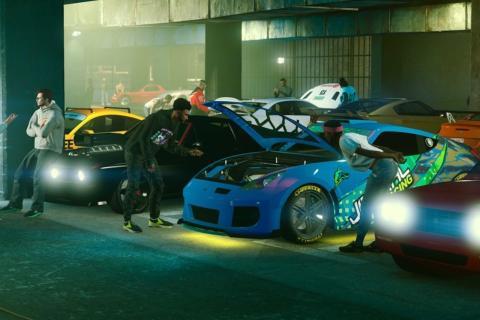GTA Online: Los Santos Tuners