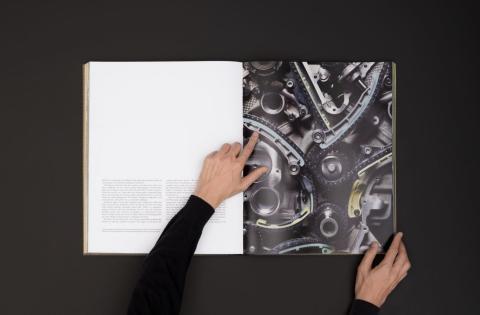 Libro Ferrari Monza