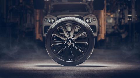 Llantas de carbono de Mulliner para el Bentley Bentayga