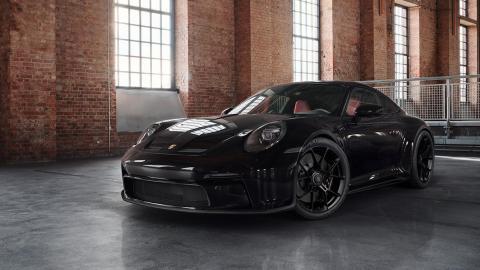 Porsche 911 GT3 Touring Exlusive Manufaktur