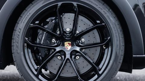 Prueba Porsche Cayenne Turbo GT
