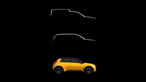 Renault coches eléctricos hasta 2025