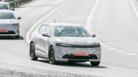 Renault Mégane E-TECH 2022 eléctrico