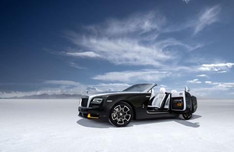 Rolls-Royce Wraith y Dawn Landspeed Collection