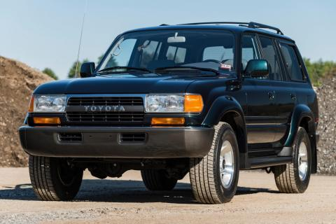 Toyota Land Cruiser FZJ80 1994