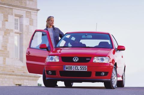VW Polo GTI 1998