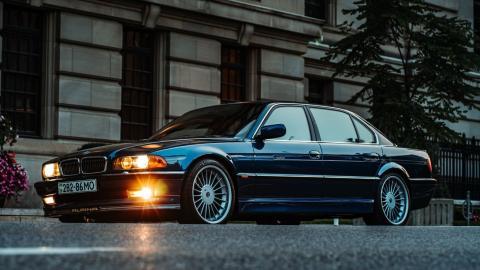 1998 BMW Alpina B12 5.7 LWB