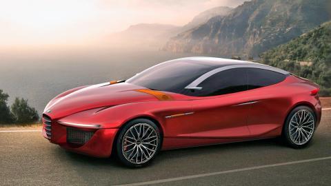 Alfa Romeo Gloria Concept 2013