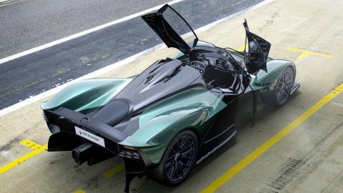 Aston Martin Valyrie Spider