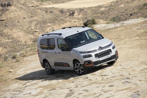 Citroën Berlingo by Tinkervan