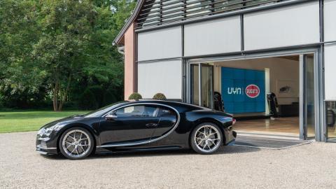 Colección Uyn for Bugatti