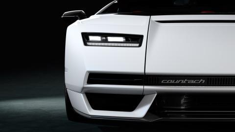 Detalles del Lamborghini Countach LP 800-4