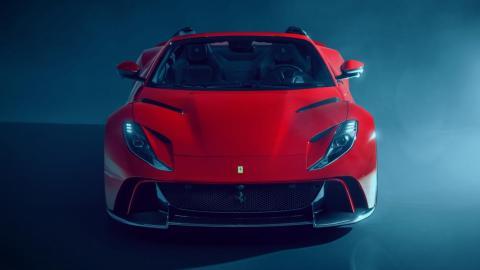 Ferrari 812 GTS N-Largo Novitec