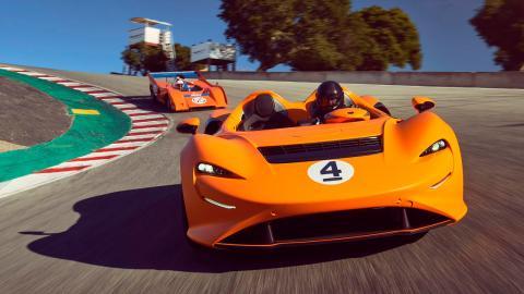 Esta es la herencia del McLaren Elva