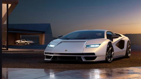 Lamborghini Countach LP 800-4