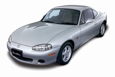 Mazda MX-5 Roadster Coupe 2003
