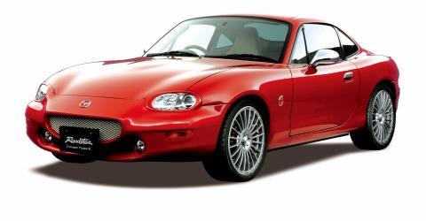 Mazda MX-5 Roadster Coupe 2003 Type E