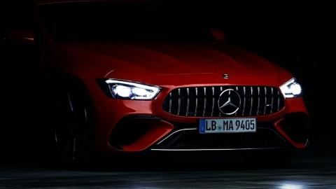 mercedes amg gt 4 puertas e performance