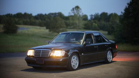 Mercedes-Benz 400 E 4.2 AMG Stage III