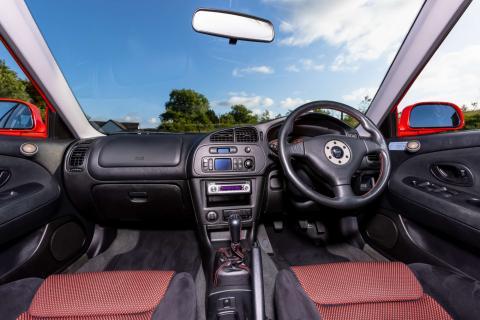 Mitsubishi Lancer Evo VI Tommi Makinen Edition (Interior)