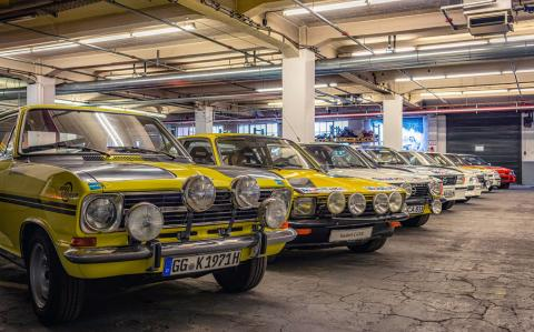 Museo Opel Classic