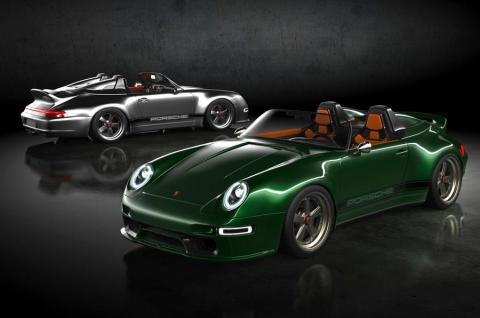 Porsche 993 Speedster Remastered