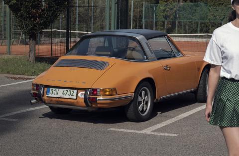 Proyecto Porsche 'Court Supremes'