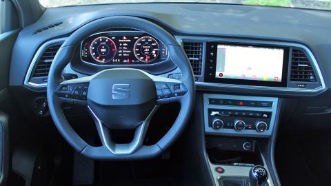 Prueba Seat Ateca 1.5 TSI 150