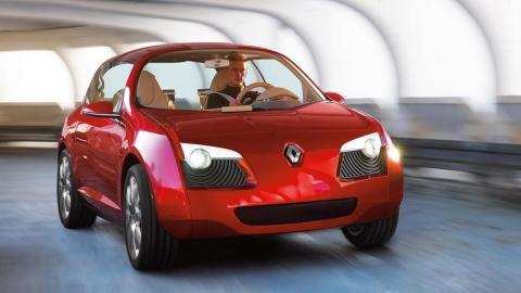 Renault Zoé Concept 2005