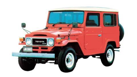 Toyota Land Cruiser Serie 40
