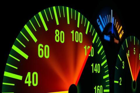 Velocidad máxima para consumir menos