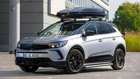 Accesorios para el Opel Grandland