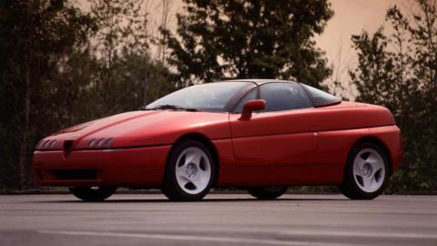 Alfa Romeo 164 Proteo