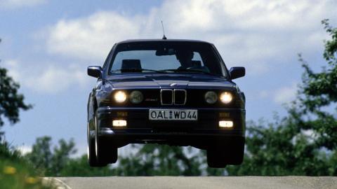 BMW Alpina B6 E30