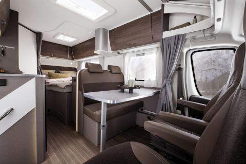 Etrusco 5900 interior