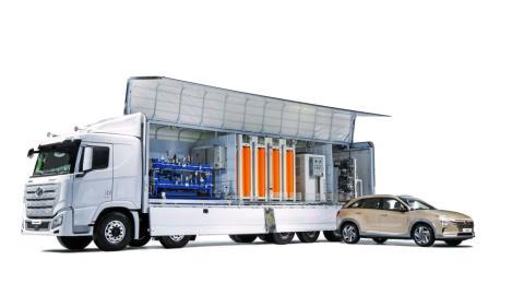 Hidrógeno Hyundai