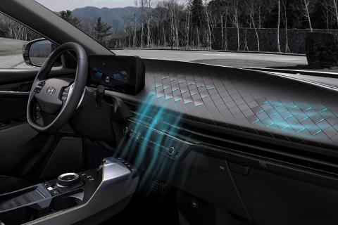 Hyundai inventa el aire acondicionado del futuro