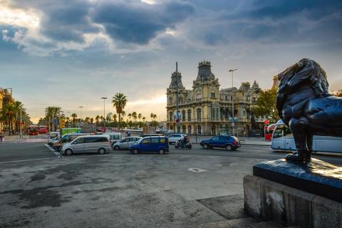 Impuesto al CO2 que pagarán los coches en Cataluña