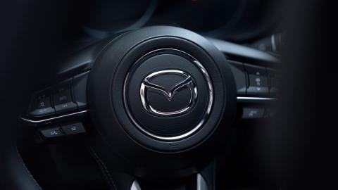 Interior del Mazda CX-5 2022