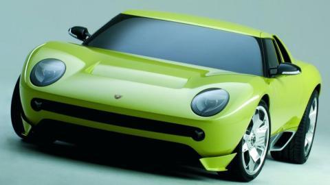 Lamborghini Miura 2006