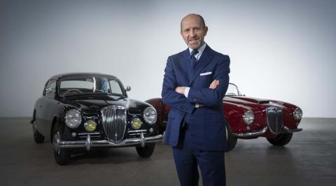 Lancia volverá a vender coches en 2024 nos cuenta su CEO, Luca Napolitano