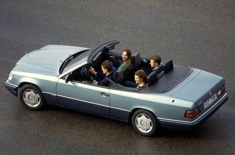 mercedes w124 cabrio