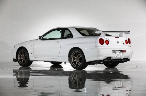 Nissan GT-R V-Spec Nur