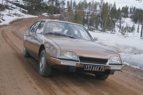 Peugeot 604 y Citroën CX