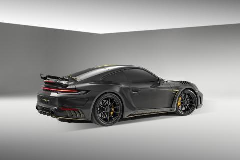 porsche 911 top car