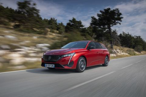 Prueba Peugeot 308 2021