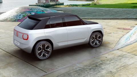 Volkswagen ID.Life Concept 2021