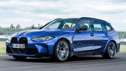 BMW M3 Touring M Competition xDrive G81