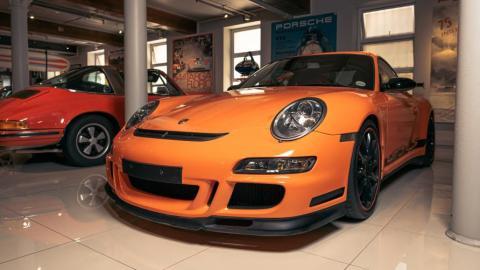 Colección Porsche Michelle
